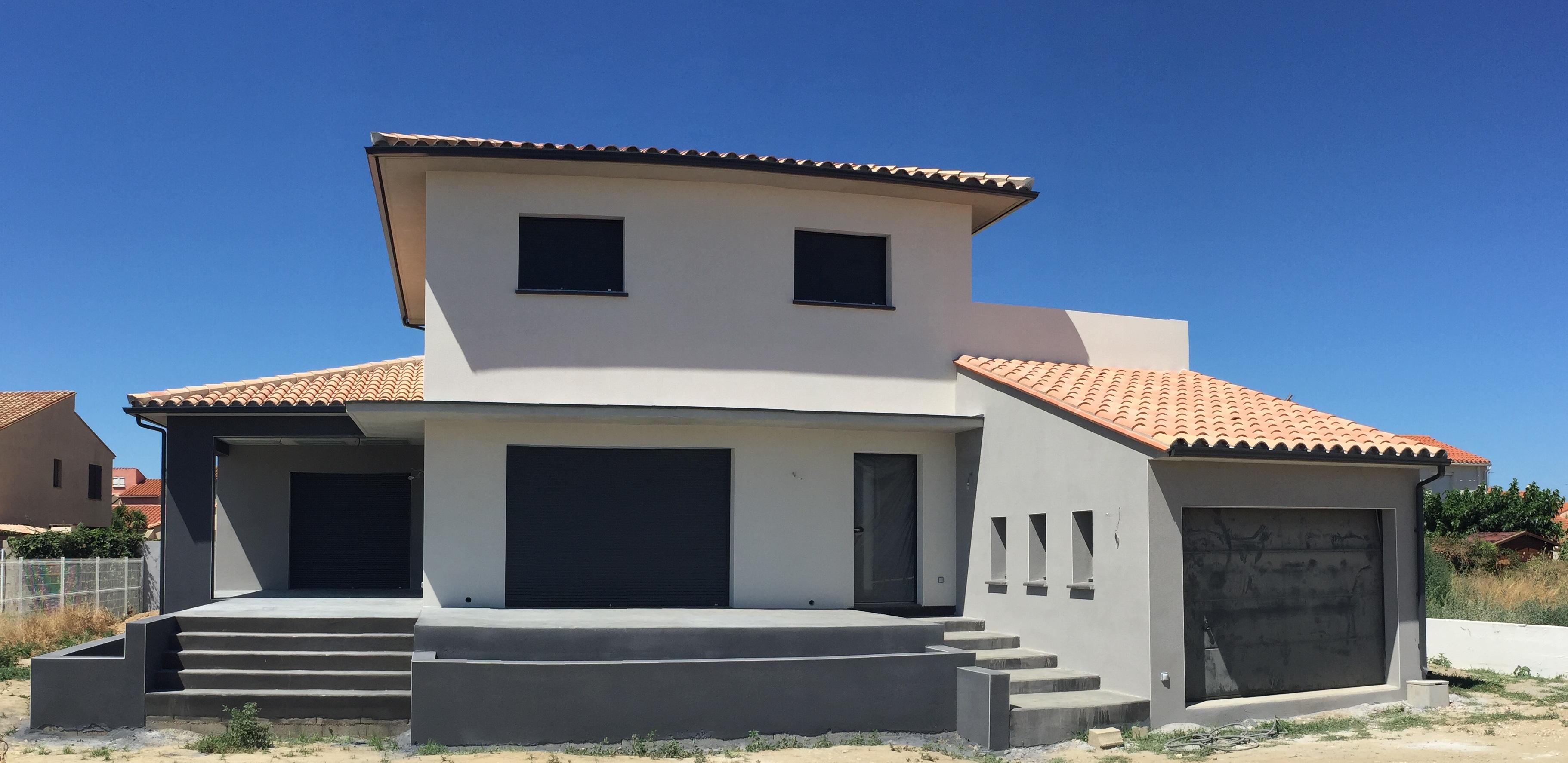 Constructeur de maisons et de villas pr s de perpignan for Constructeur de maison perpignan